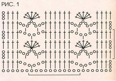 Крючком вертикальное вязание 16